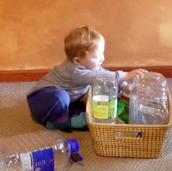 T  14 montth plastic bottles are great toys 4.jpg