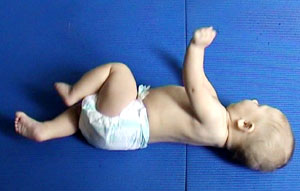 Tummy Time Without Tears Developmental Gym For Infants
